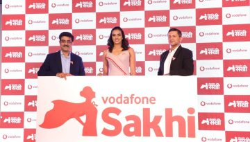 Vodafone Sakhi-a unique safety service for women #AbRukeinKyun