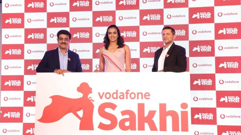 More-Power-to-Women-At-the-launch-of-Vodafone-Sakhi-a-unique-Safety-Ser...