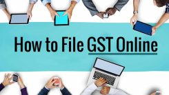 4 easy ways to filing GST Online