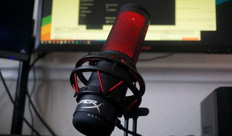 hyperx-quadcast-microphone