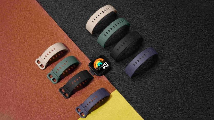 Redmi Smart Watch- 3-min