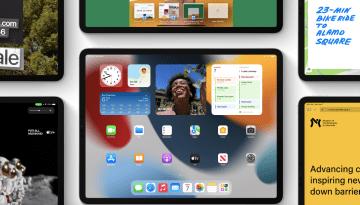 List of iPad models getting iPadOS 15