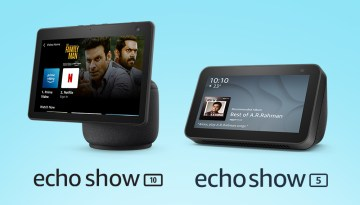 Amazon introduces All-New Echo Show 10 and Echo Show 5 in India