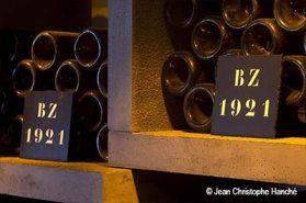 Champagne Bollinger -