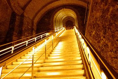 Veuve Clicquot - Escalier Honneur