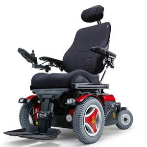 C500 Corpus 3G Power Wheelchair