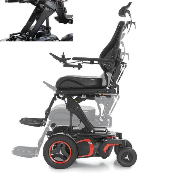F5 Smart Hydrolic Wheelchairs