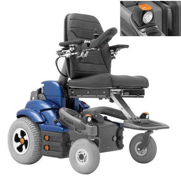 K450 Permobil Kids Wheelchair Light