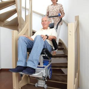Sano PTS Stair Climber