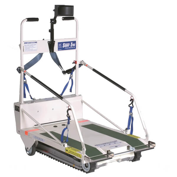 Super-Trac Stair Climber Wheelchair Lift