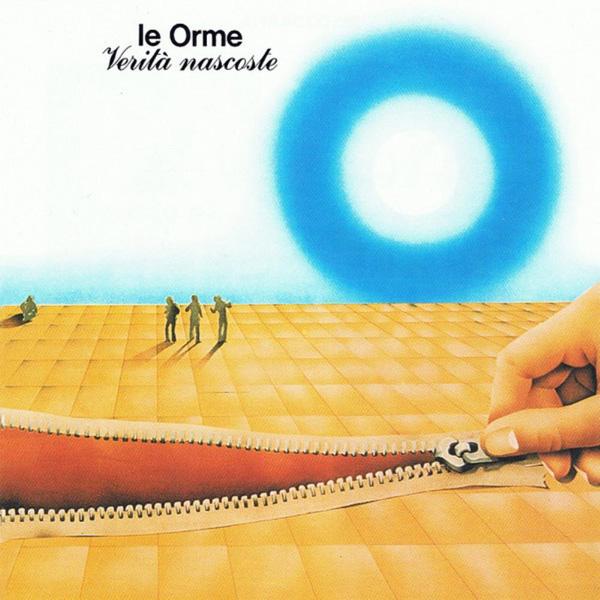 Verit Nascoste LP Vinili Le Orme 1976