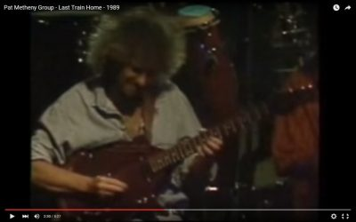Pat Metheny Group - Last Train Home