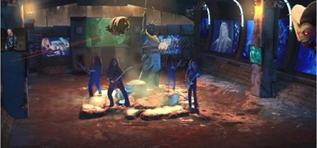 Megadeth – Dystopia (Behind The Scenes)