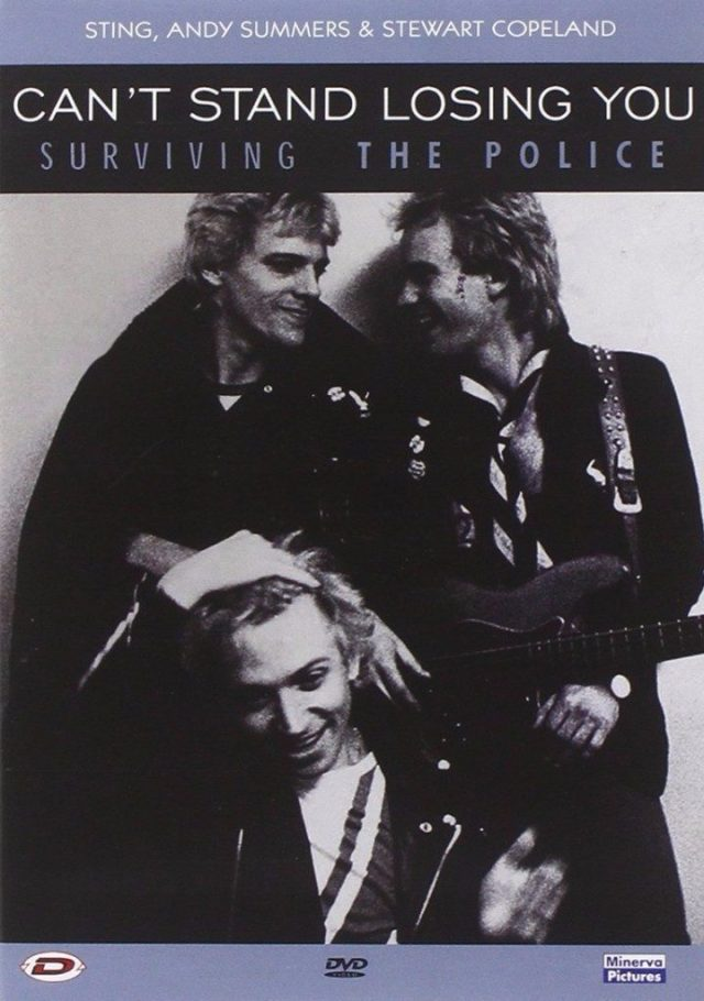 The Police - Can't Stand Losing You (Film)_2