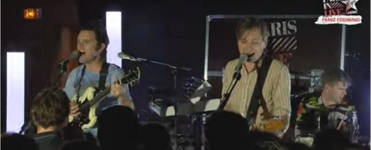 Franz Ferdinand – Do You Want To (Live)