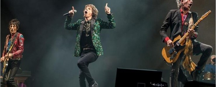 "The Rolling Stones: ""Havana Moon""e un doc sul Tour in America Latina (TV)"