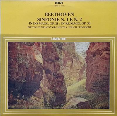 Ludwig Van Beethoven - Sinfonie n. 1 e n. 2