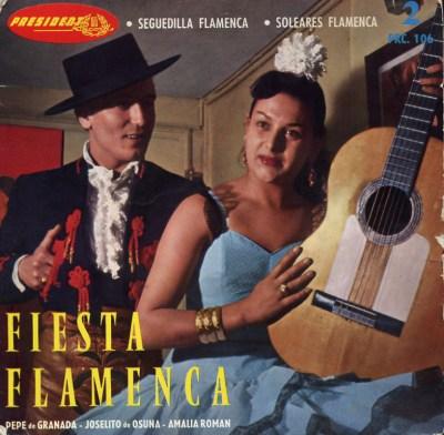Pepe de Granada / Joselito de Osuna - Fiesta Flamenca
