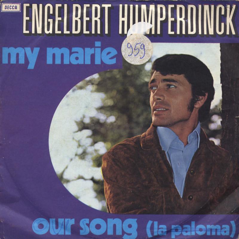 Engelbert Humperdinck - My Marie