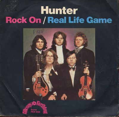 Hunter - Rock On