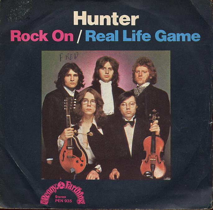 Hunter - Rock On