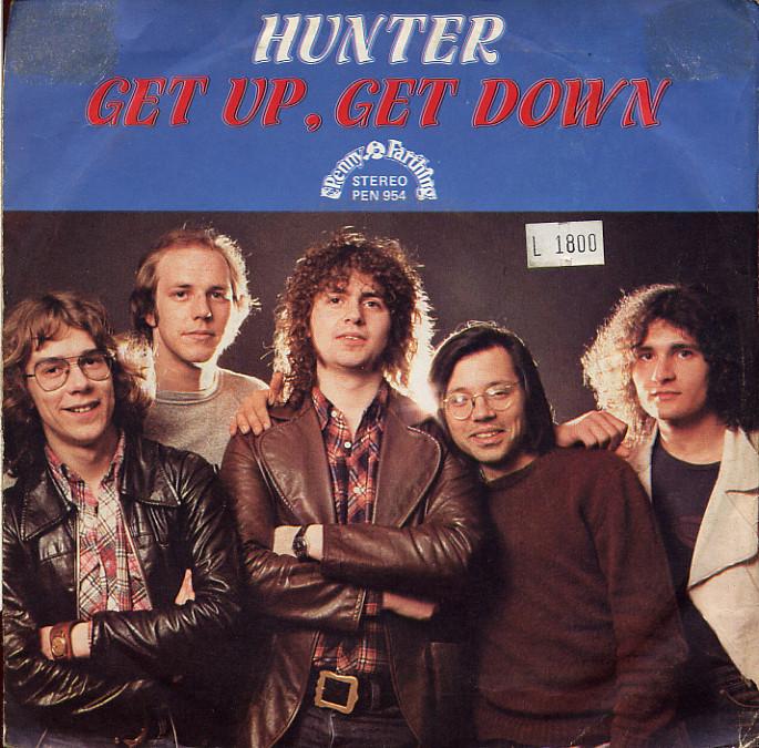 Hunter - Get Up, Get Down