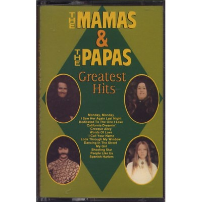 Mamas & Papas - Greatest Hits
