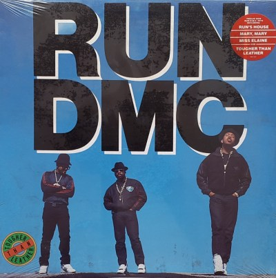 Run D.M.C. - Tougher Than Leather