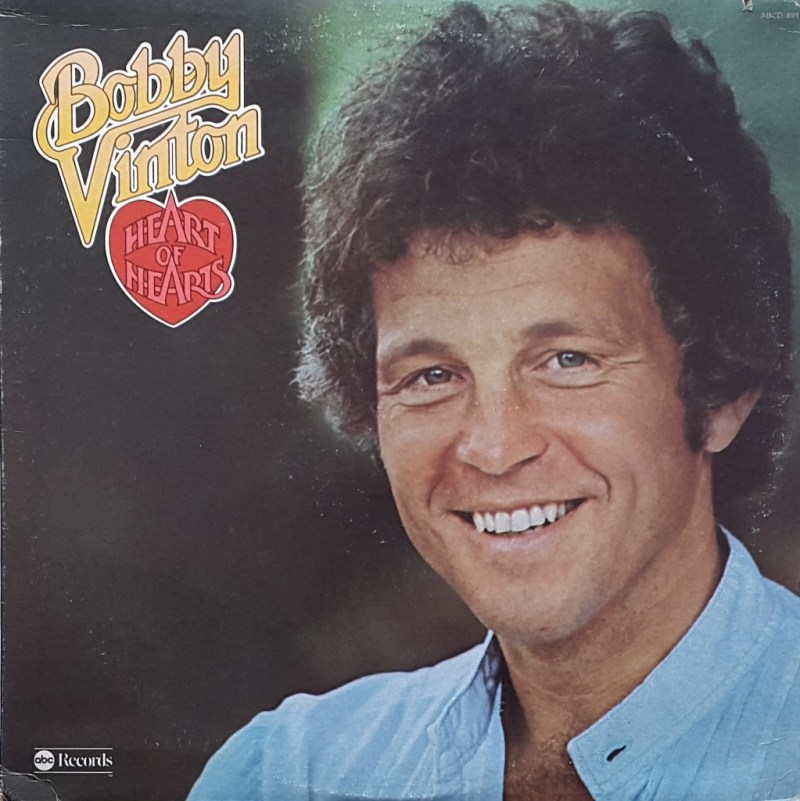 Bobby Vinton - Heart of hearts