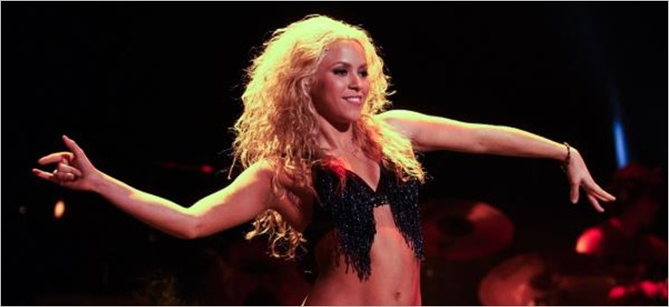"Shakira porta a Milano il suo ""El Dorado World Tour"""