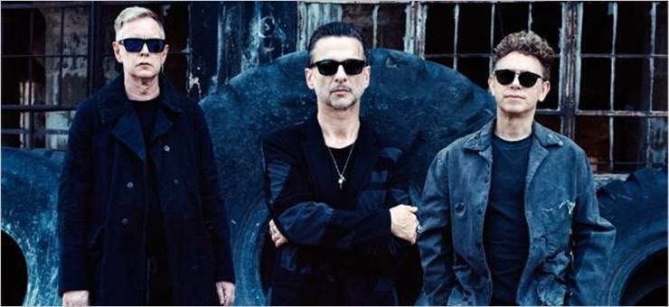 I Depeche Mode al Collisioni Festival 2018