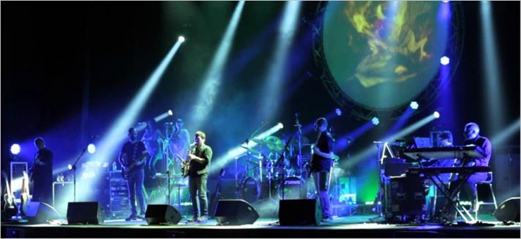 Big One in The European Pink Floyd Show