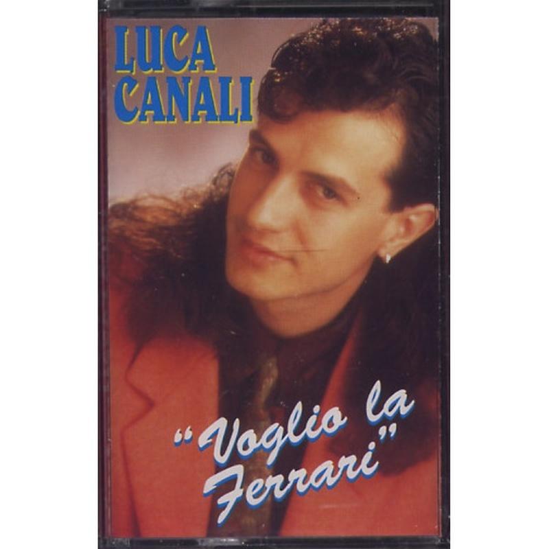 Luca Canali - Voglio la Ferrari