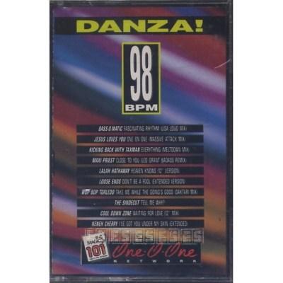 Danza! - 98 BPM Compilation