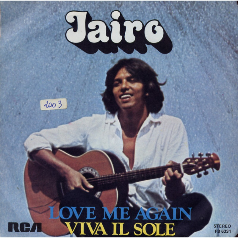 Jairo - Love me again