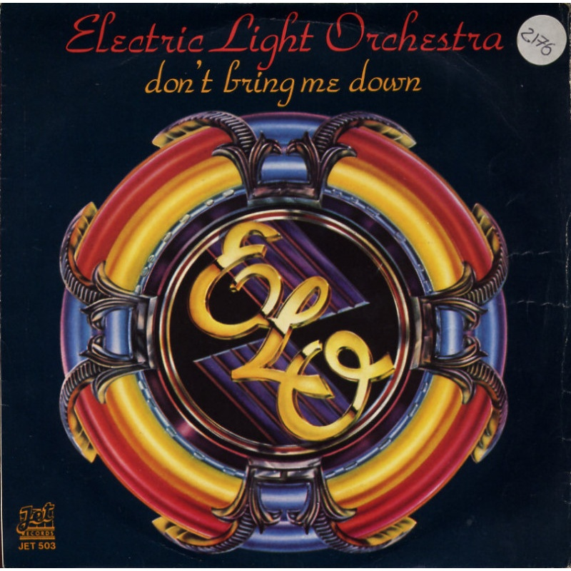 Electric Light Orchestra - Don't Bring Me Down