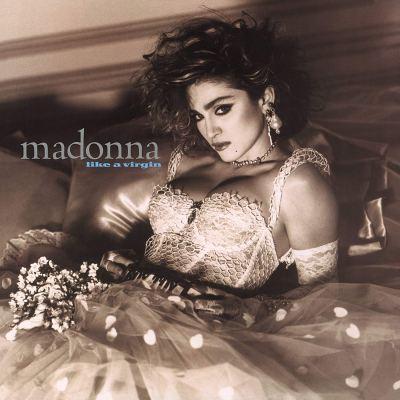 Madonna - Like A Virgin (Colored Vinyl)