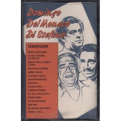 Placido Domingo / Mario Del Monaco / Giuseppe Di Stefano - Tenorissimi