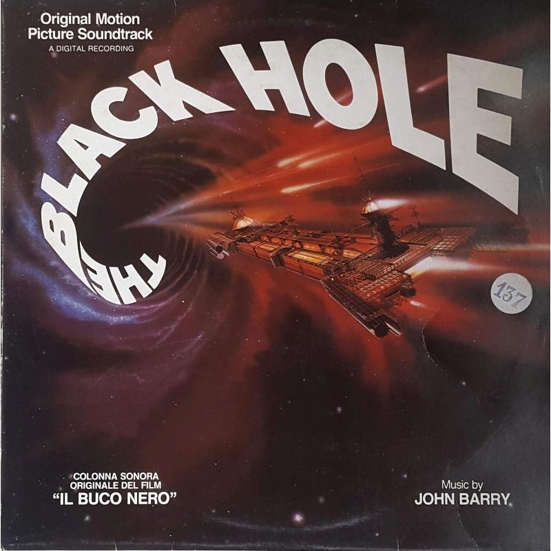 John Barry - The Black Hole - Il Buco Nero