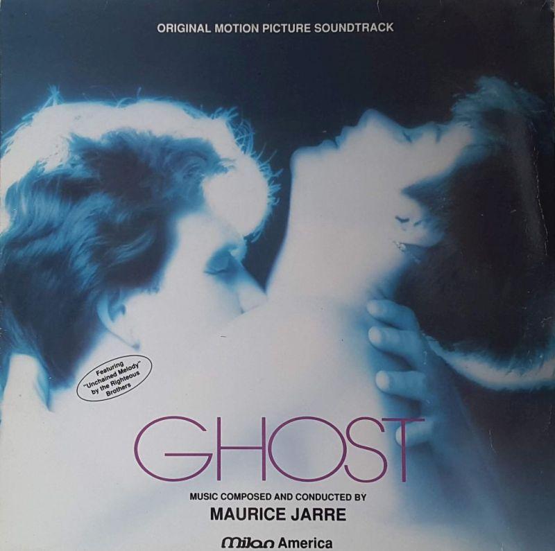 Maurice Jarre - Ghost. Original Motion Picture Soundtrack