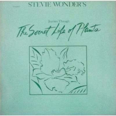 Stevie Wonder - Journey through the secret life of plants (2 LP)