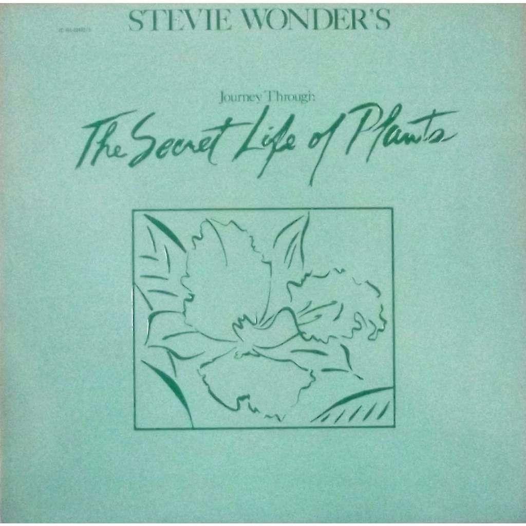 Stevie Wonder - Journey through the secret life of plants (2 LP)