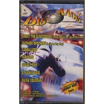 Disco Magic Compilation