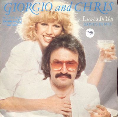 Giorgio and Chris - Loves in you (Loves in me)