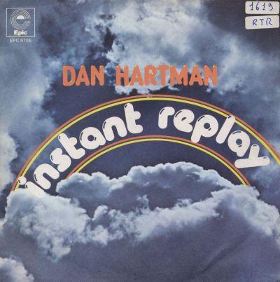 Dan Hartman - Instant replay