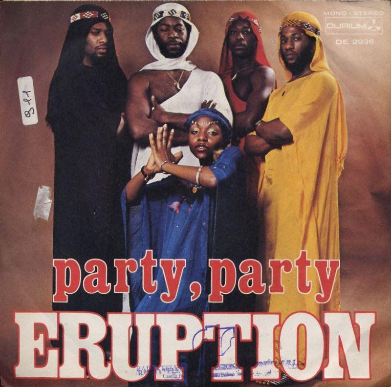 Eruption - Party Party