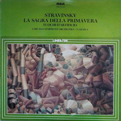 Igor Stravinski - La Sagra della Primavera - Fuochi d'artificio