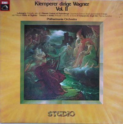 Klemperer dirige Wagner - Vol. II