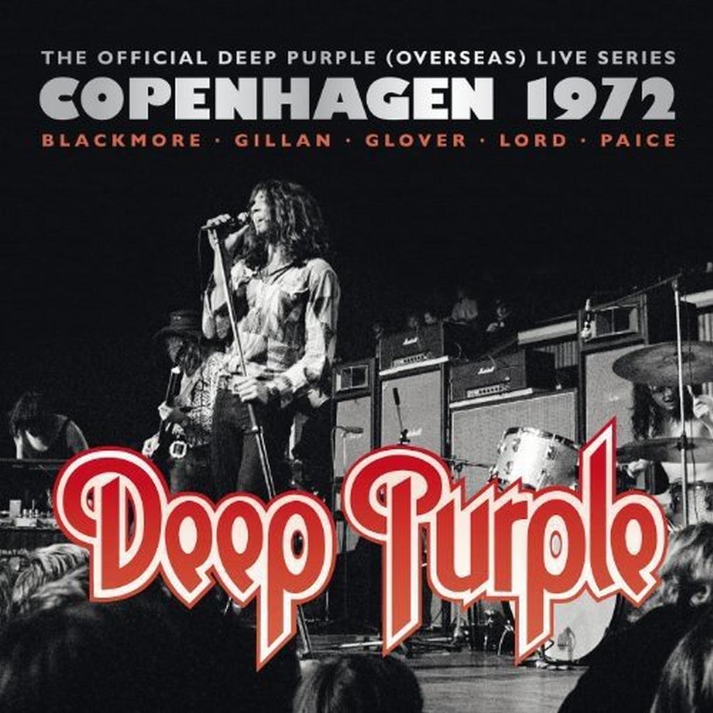Deep Purple - Live in Copenhagen 1972 (3 LP)