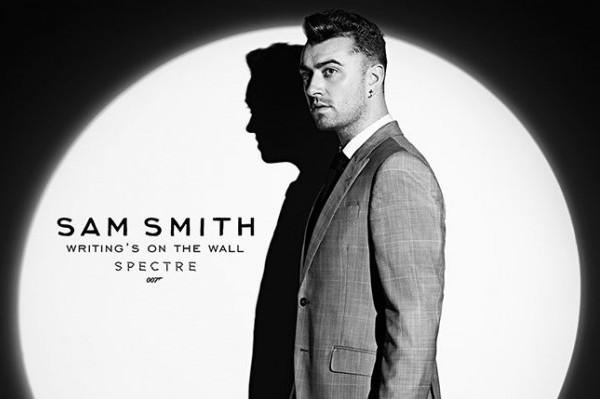 Sam Smith deja ver 16 segundos del vídeo de James Bond